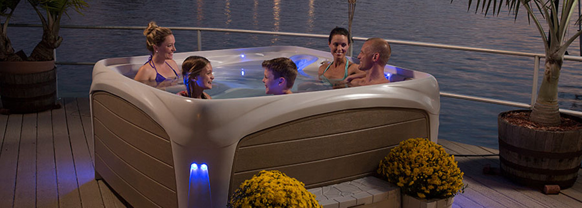 5 Things We Love About Dream Maker Hot Tubs