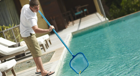 Emergency or One-Time Pool Cleaning